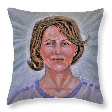 Tracie Throw Pillow