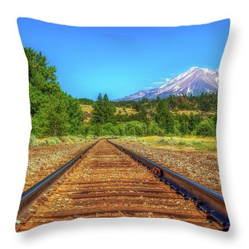 Tracking The Lemurians  Throw Pillow