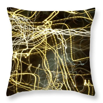 Traffic 2009 Limited Edition 1 Of 1 Throw Pillow