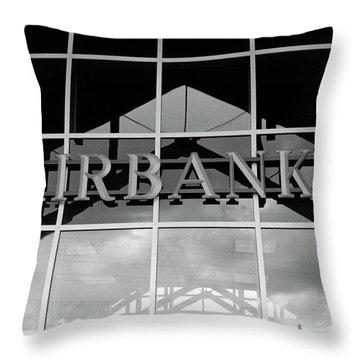 Throw Pillow featuring the photograph Train Station by Tara Lynn