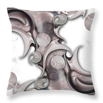 Trancendental Soul Of Innocence Throw Pillow