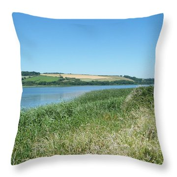 Tranquil Throw Pillow