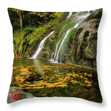 Tranquil Waters Throw Pillow