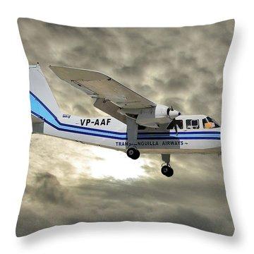 Islanders Throw Pillows