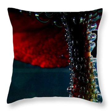 Transcendence 2 Throw Pillow