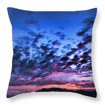 Transform My Life Throw Pillow