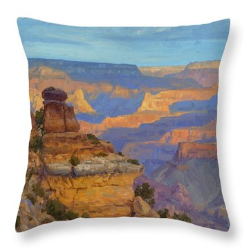 Grand Canyon Throw Pillows