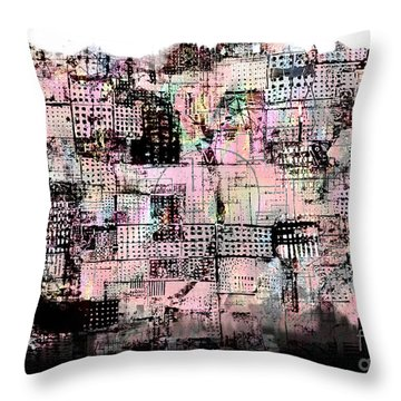 Transition 4  Throw Pillow