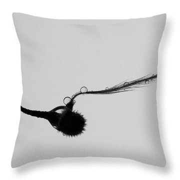 Travel With  Throw Pillow