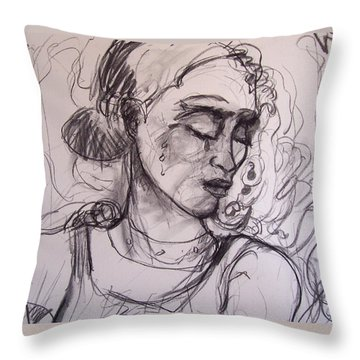 tre Throw Pillow