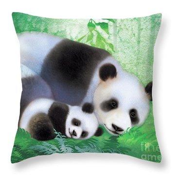 Driftwood Beach Throw Pillows