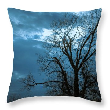 Tree # 23 Throw Pillow