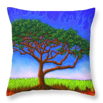 Tree Of Life 01 Throw Pillow