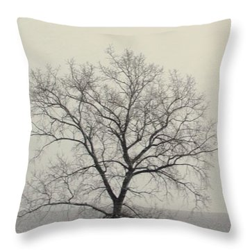 Tree#1 Throw Pillow