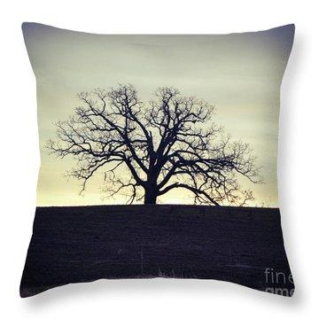 Tree5 Throw Pillow