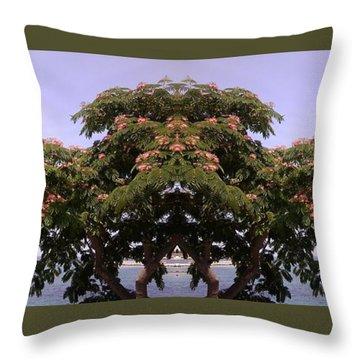 Treegate Neos Marmaras Throw Pillow