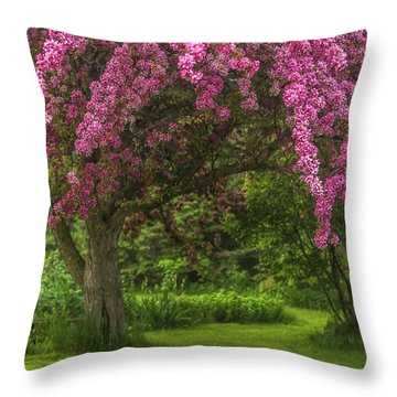 Treemendous Throw Pillow