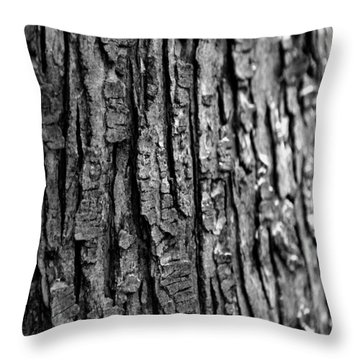Trees Never Gone Throw Pillow