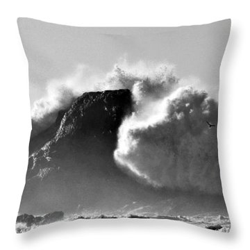 Tremendous Throw Pillow by Sheila Ping