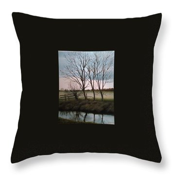 Trent Side Throw Pillow
