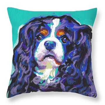 Tri A Little Tenderness Throw Pillow