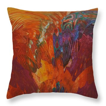 Tribute To Bardo 2 Throw Pillow