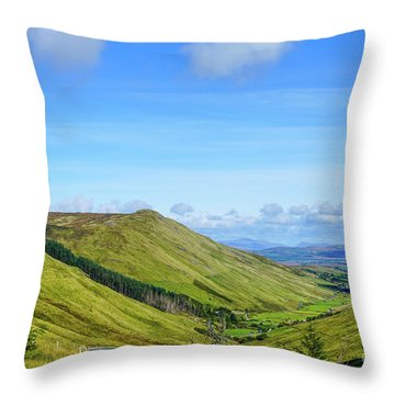 Tricky At Best Throw Pillow