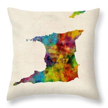 Tobago Throw Pillows