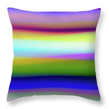 Trip Seat Throw Pillow