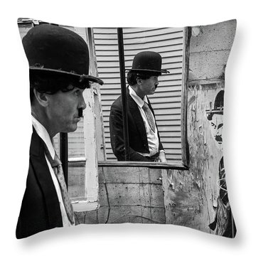 Triple Throw Pillow