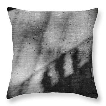 Triplicity Throw Pillow