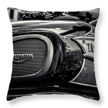Triumph  Throw Pillow by Off The Beaten Path Photography - Andrew Alexander