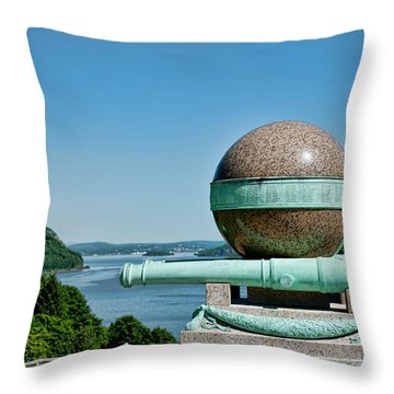 Trophy Point Throw Pillow