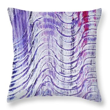 True And Certain Throw Pillow