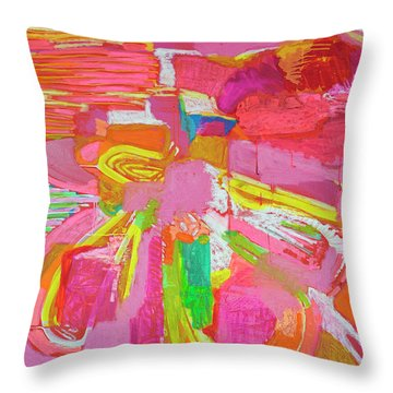 True And Fake Throw Pillow