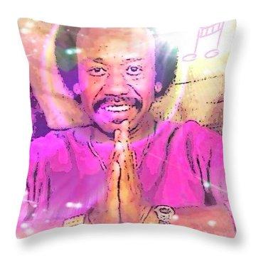 True Devotion  Throw Pillow