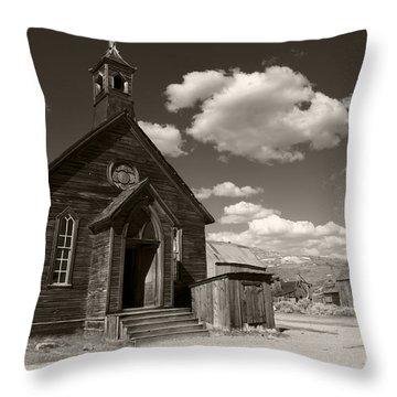 Bodie California Throw Pillows