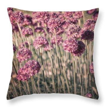 Truffula Tree Throw Pillow