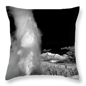 Truly Faithful Throw Pillow