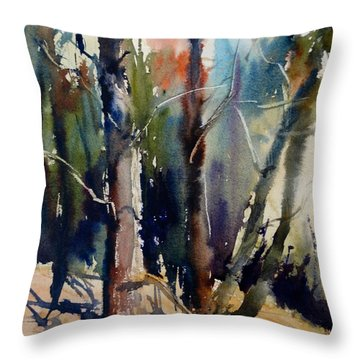 Trunk Show Throw Pillow