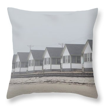 Truro Fog Imagination Throw Pillow