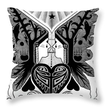 Truth And Responsibility  Throw Pillow