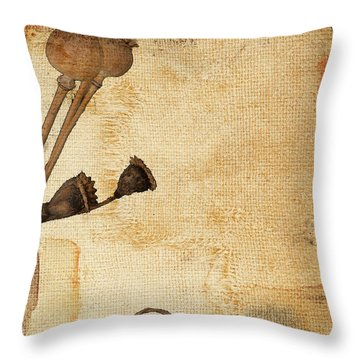 Truth In Raw Simplicity I Throw Pillow