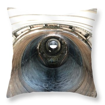 Tube Throw Pillow