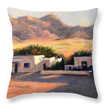 Tucson,az Throw Pillow
