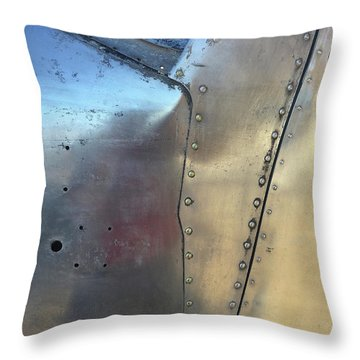 Tucumcari Fuselage Throw Pillow