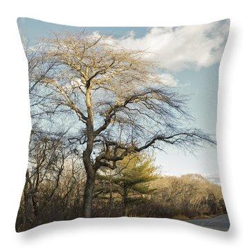 Tupelo Tree Throw Pillow