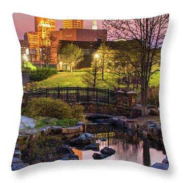 Tulsa Throw Pillows