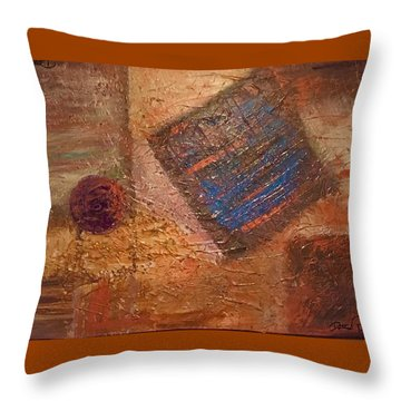 Tumbling 4 Ways Throw Pillow