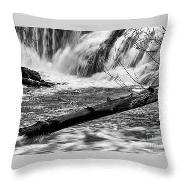 Tumwater Waterfalls#2 Throw Pillow